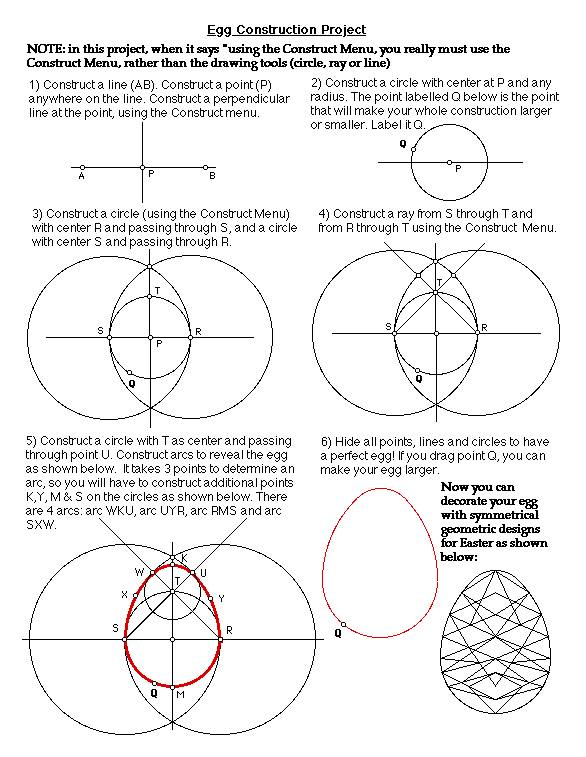 Easter and Eggs – Life Through A Mathematician's Eyes