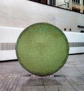 Sculpture_outside_21_Palmer_Street,_London