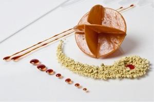 almond-nougatine