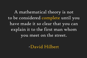 Hilbert-Math-Quote