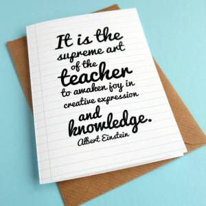 original_einstein-quote-teacher-thank-you-card