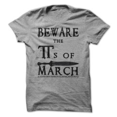 pi and march
