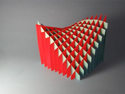 Sliceform Life Through A Mathematician S Eyes