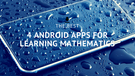 4 Android Apps for learning Mathematics – Life Through A ...